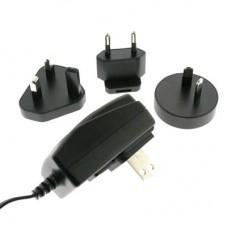 Carlson Surveyor 2 International AC Wall Charger + Adapters
