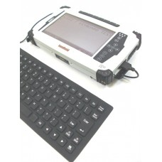 Algiz 8 Tablet Flexible USB Keyboard, Water-Resistant