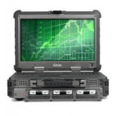"Getac X500 Rugged Notebook Laptop PC, 15.6"", Windows Server, BASE MODEL (RAID 0/1)"