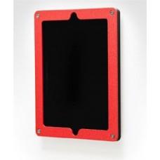 HECKLER DESIGN, HIGHSIGN, RED MOUNTING FRAME FOR IPAD MINI