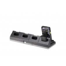 HandHeld Nautiz X5 4-Slot Cradle & Charger Kit
