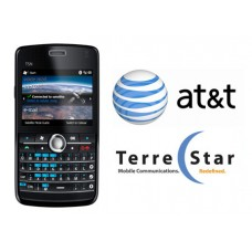 TerreStar Genus Smartphone AT&T 3G + Satellite Cell Phone