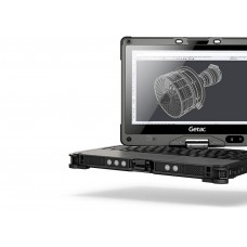 Getac V110 Rugged Convertible Durable Outdoor Laptop / Tablet PC, BASIC CONFIGURATION
